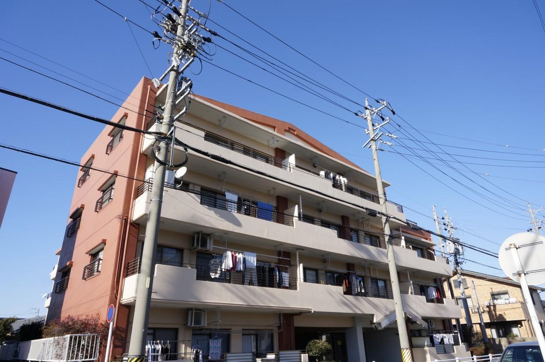 【外観】1989年築のマンションです。