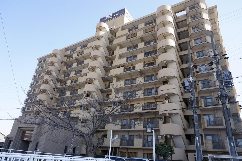 【外観】1990年築のマンションです。