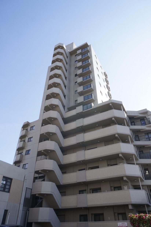 【外観】1994年築のマンションです。