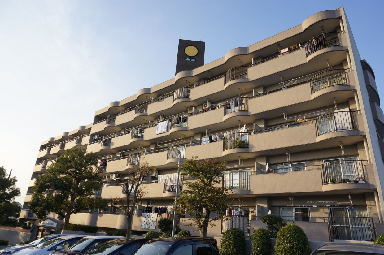 【外観】1985年築のマンションです。