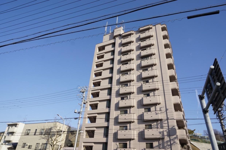 【外観】1992年築のマンションです。