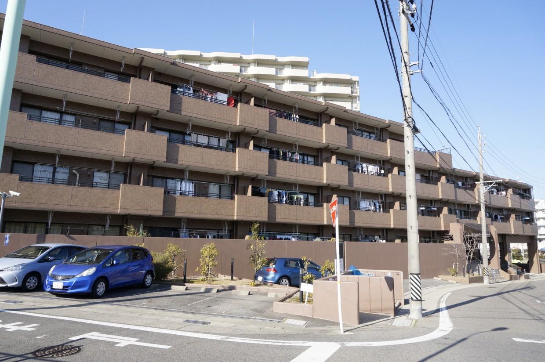 【外観】1995年築のマンションです。