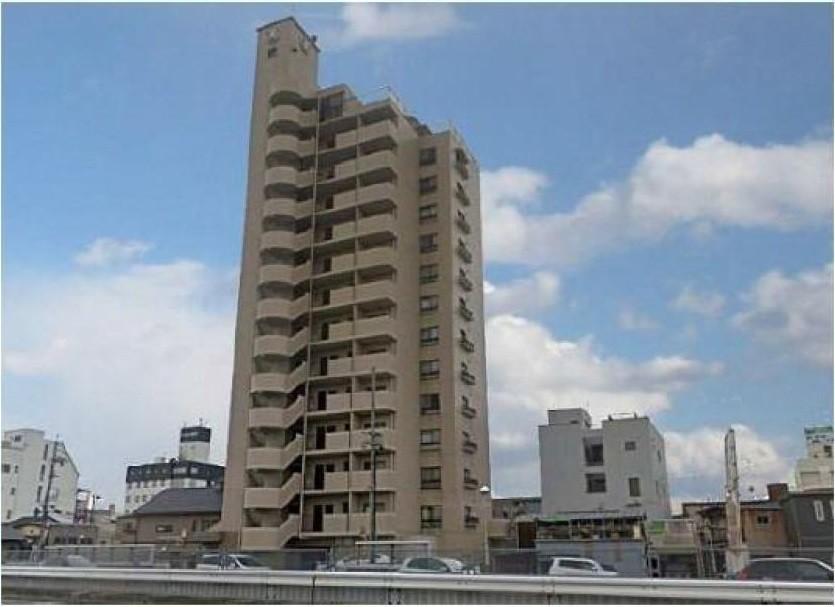 【外観】1991年築のマンションです。
